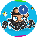 Social media features on GamePix