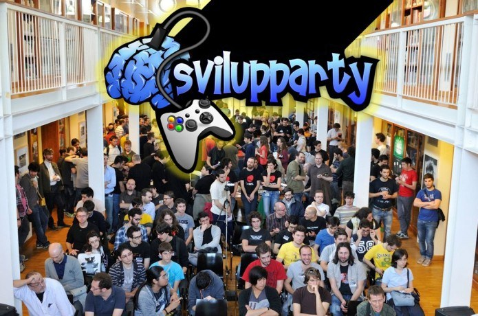 Svilupparty 2014: Talented Italian indie developers, 30+ games and lots of fun!