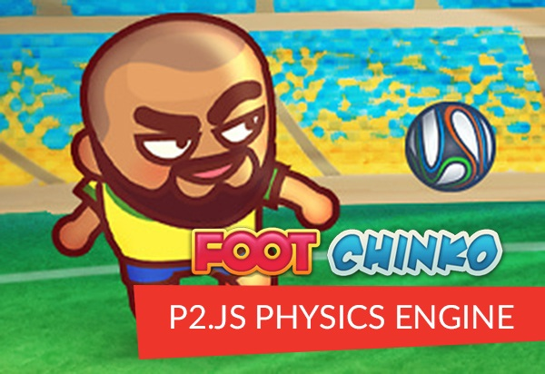 The javascript physics engine behind the HTML5 game FootChinko