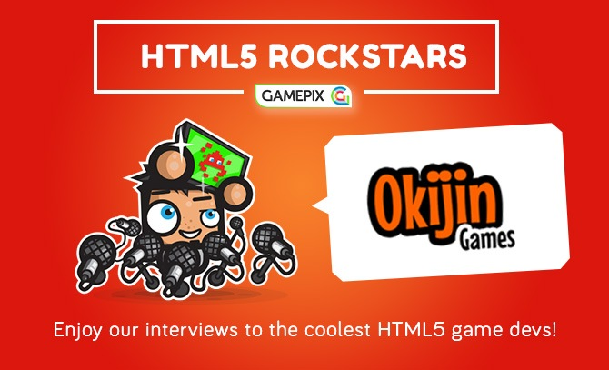 HTML5 ROCKSTARS: interview with Okijin Games