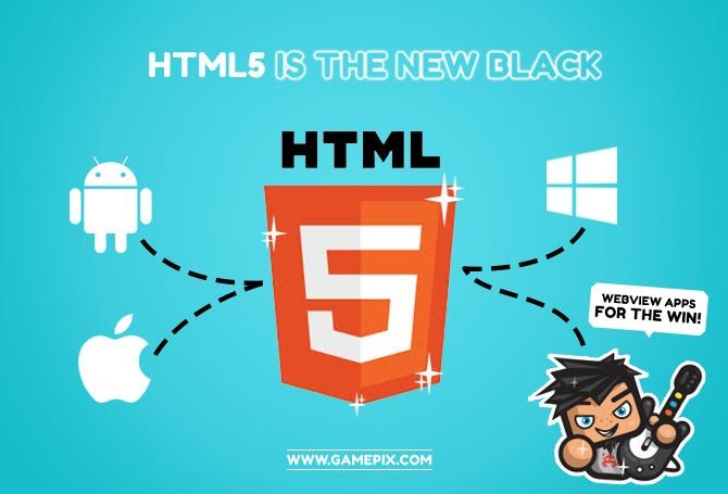 Android, iOS & Windows Phone go HTML5 friendly