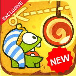 Cut The Rope Time Travel HTML5 only on GamePix