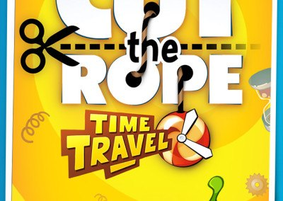 Cut The Rope Time Travel HTML5 screen 1