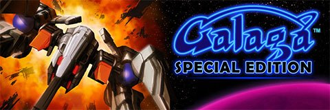 Galaga Special Edition HTML5 - GamePix - cover
