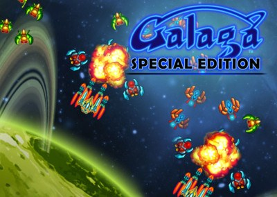 Galaga Special Edition HTML5 - GamePix - cover 2