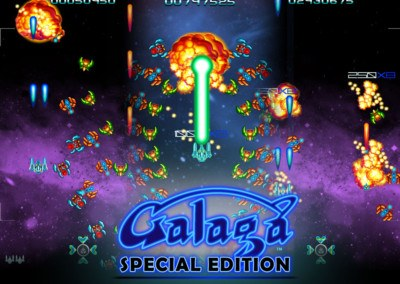 Galaga Special Edition HTML5 - GamePix - cover 3