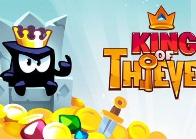 King of Thieves HTML5 banner