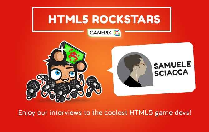 HTML5 Rockstars: Interview to Samuele Sciacca, developer of the game Blop
