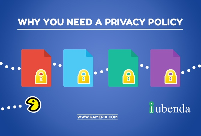 Get a privacy policy for your HTML5 & Flash games website