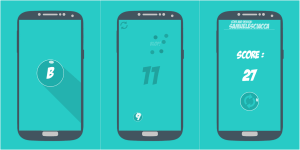 Blop, HTML5 game by Samuele Sciacca
