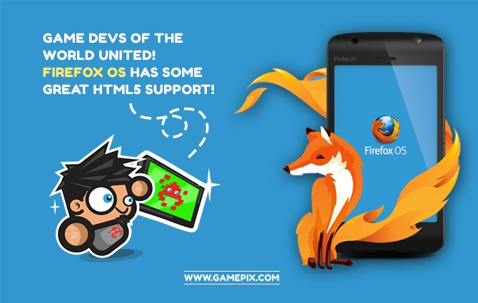 Firefox OS: a great opportunity for HTML5 game developers
