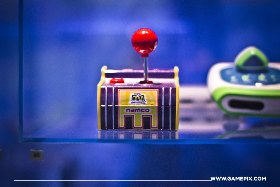 Namco joystick