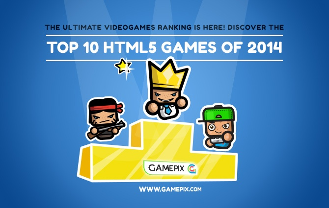 Top 10 HTML5 games of 2014