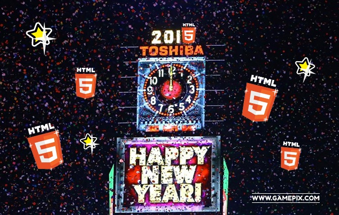 2015 will be the year of HTML5