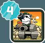TOP 10 HTML5 GAMES OF 2014: Metal Animals