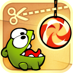 Cut The Rope HTML5 icon