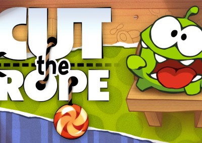 Cut The Rope HTML5 promo