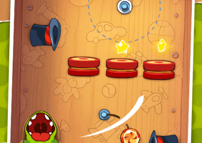 Cut The Rope HTML5 screenshot_07