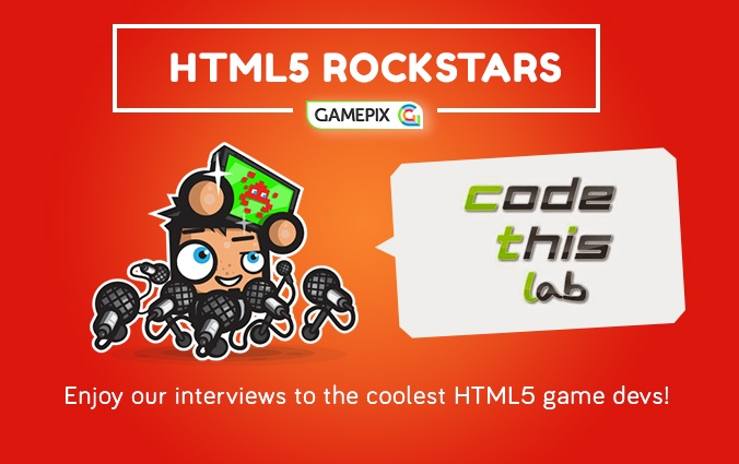 HTML5 Rockstars: Interview to Biagio Iannuzzi from Code This Lab
