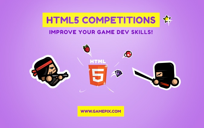 The big list of HTML5 games competitions