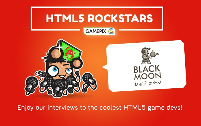 HTML5 Rockstars: Interview to Robert Podgorski from BlackMoon Design