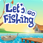 Let's go fishing html5 game icon