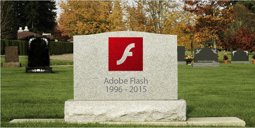 Adobe Flash is slowly dying, what does this mean for HTML5 game developers?