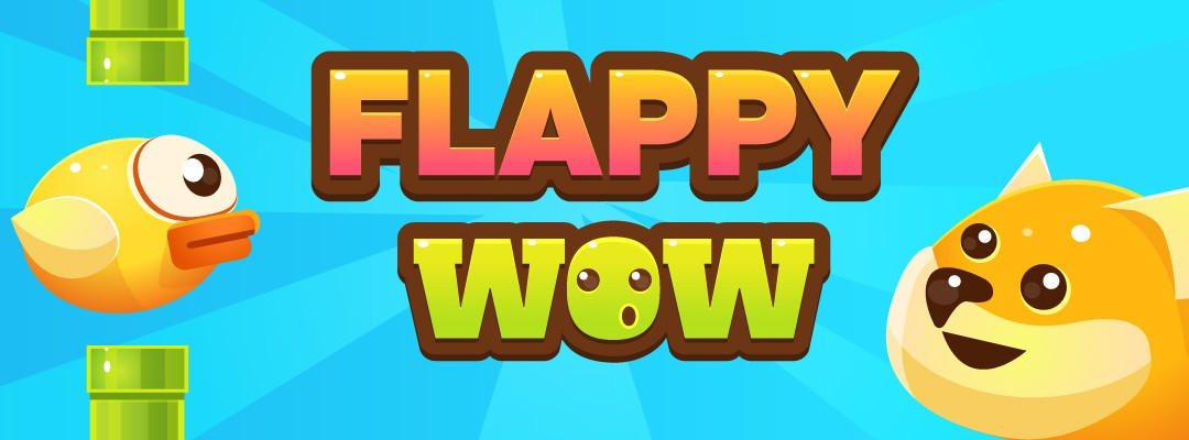 Flappy WOW is now available in HTML5!