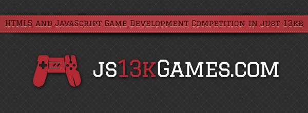 Js13kGames: the competition for HTML5 GameDevs