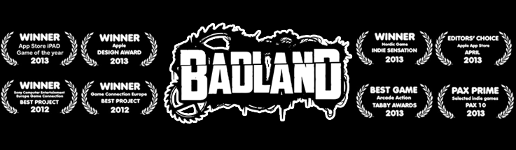 BADLAND HTML5 game by HTML5